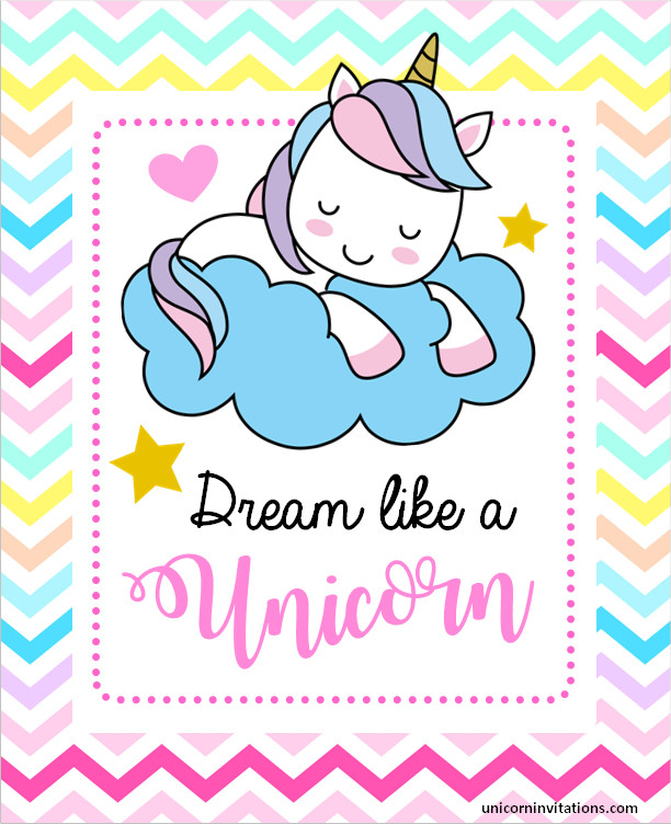 Cute Unicorn Quotes